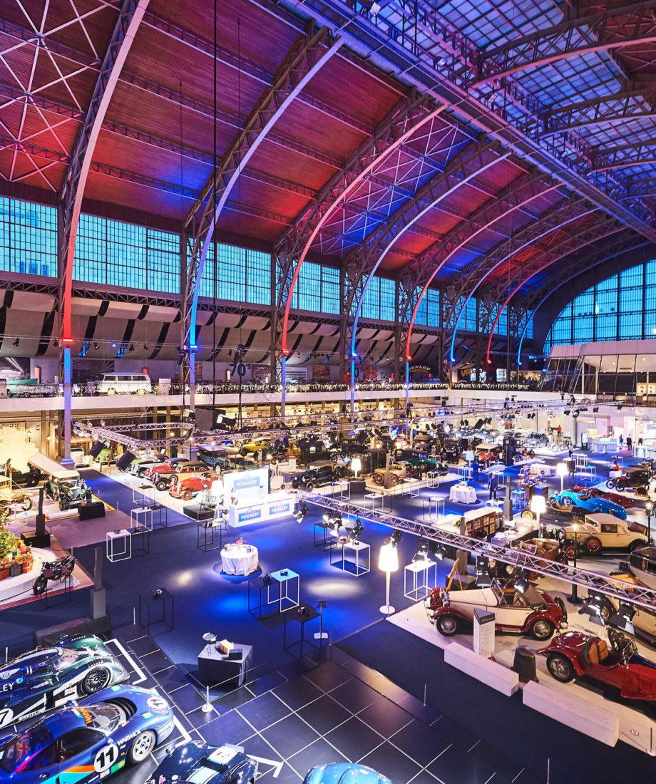 Autoworld Brussels Venue