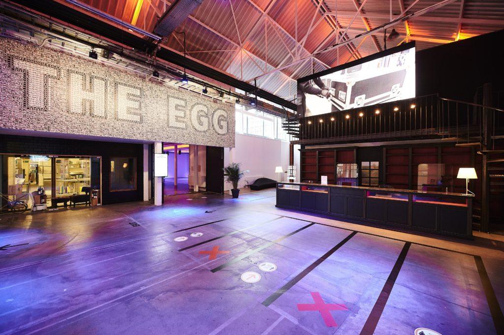 Salle de conférence à Bruxelles - Virtuel ou présentiel