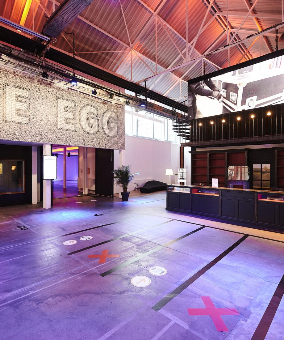 The EGG Brussels Event Venue