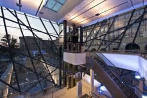 Lieu d'événements à Bruxelles, aussi disponible pour la location de salles de réunion
