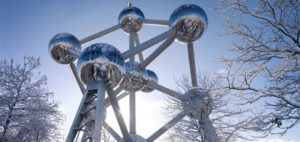 Atomium salle exceptionnelle, plein d'histoire et d'art