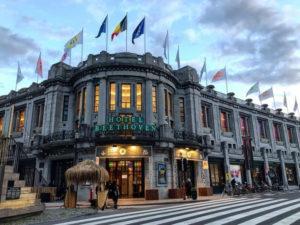 Salles de congrès dans le centre de Bruxelles au BOZAR