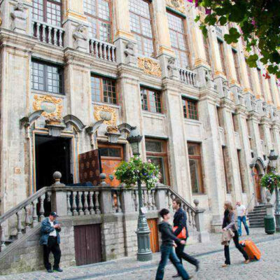 Maison Grand Place Event Venue Brussels