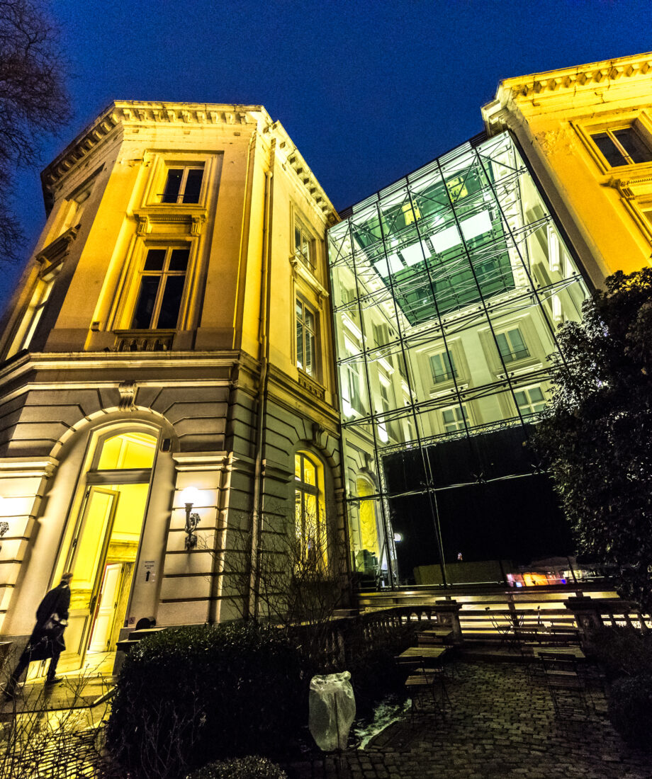 Belvue & Coudenberg Brussels Venue