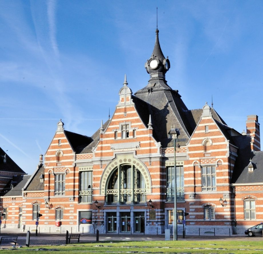 Train World Brussels Event Venue