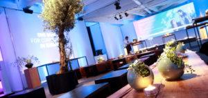 Wild Gallery salle pour événements avec de grands espaces ouverts à Bruxelles