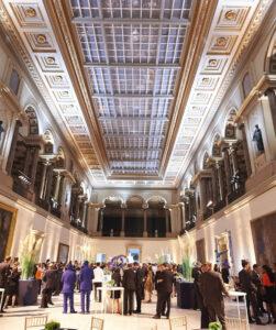 événement salle culturelle à louer pour des réunions dans le Musée Royal des Beaux-Arts