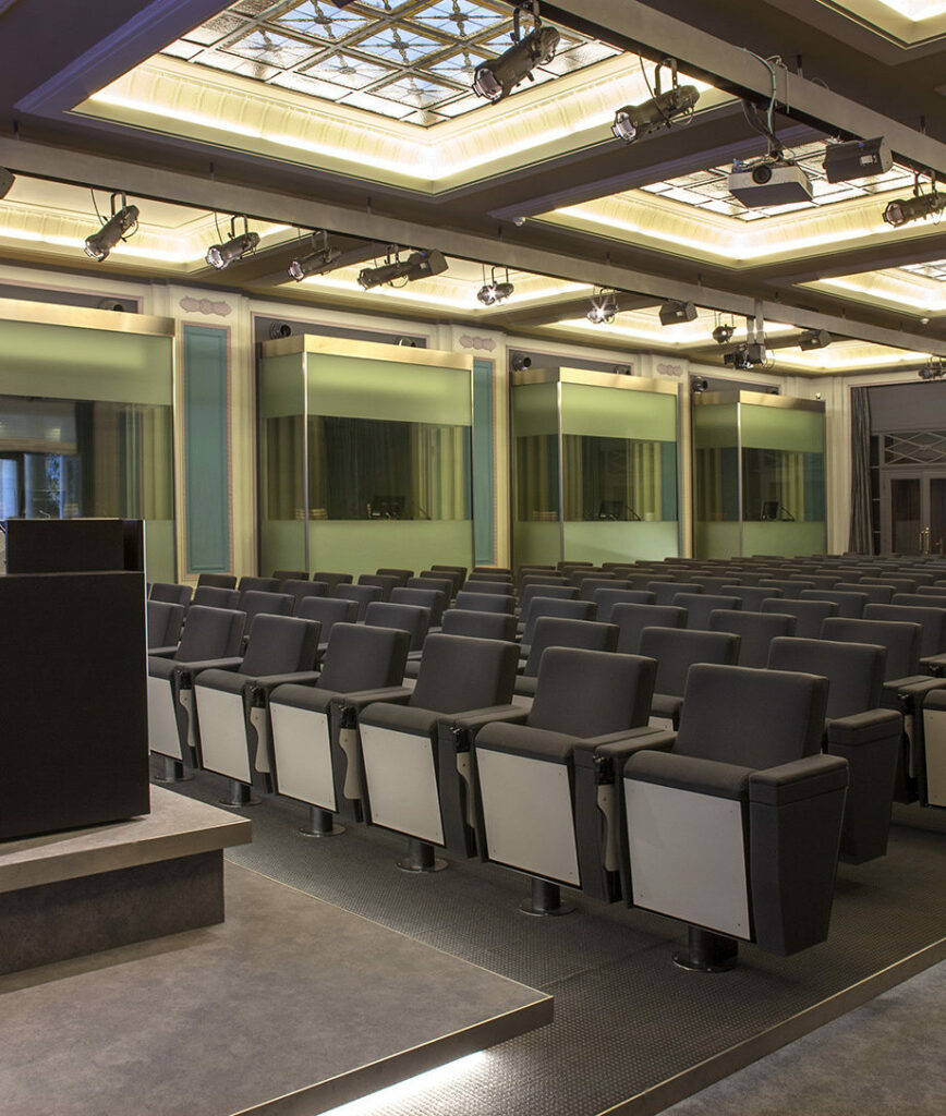 Residence palace - international press center