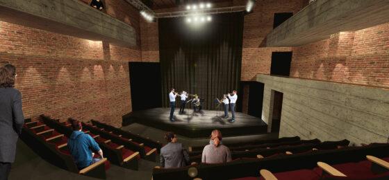 La Tricoterie Auditorium